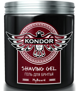 KONDOR My Beard shaving gel (100ml)