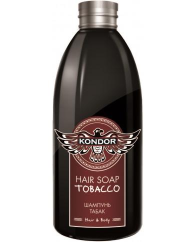 KONDOR TOBACCO Ikdienas šampūns matiem un ķermenim 300ml