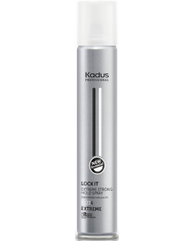 Kadus Professional Spray Lock It hairspray (500ml)