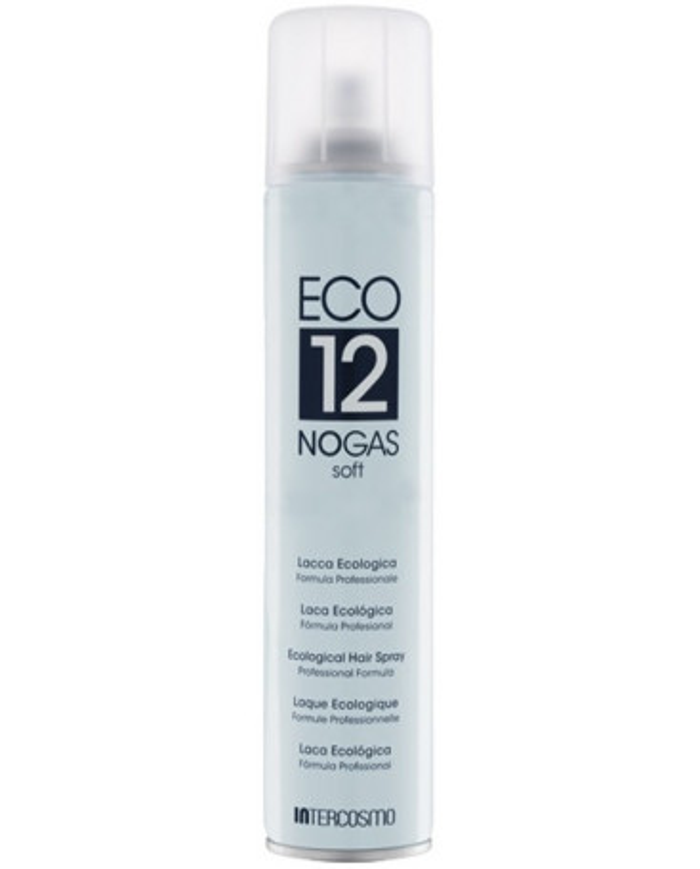 IC ECO 12 Vieglas  fiksācijas matu laka bez gāzes 300ml