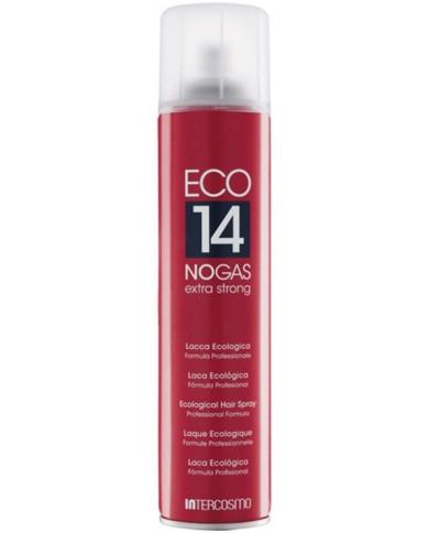 IC ECO 14 Ļoti stipas fiksācijas matu laka bez gāzes 300ml