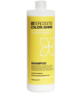Intercosmo Color & Shine SuperShine шампунь (300мл)
