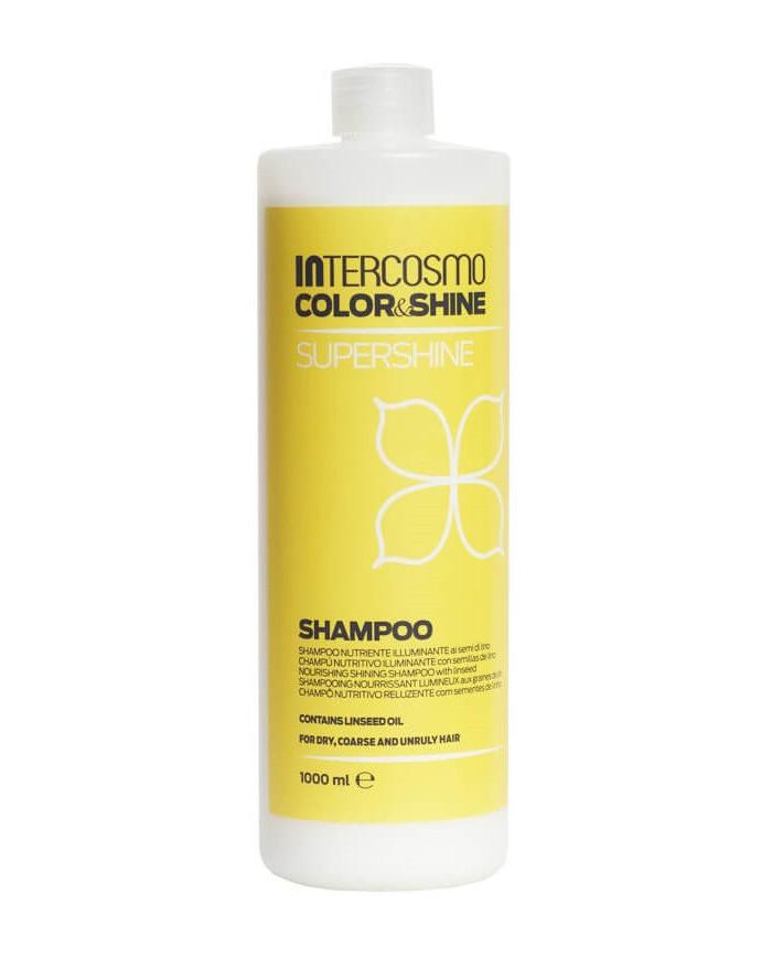Intercosmo Color & Shine SuperShine šampūns (300ml)