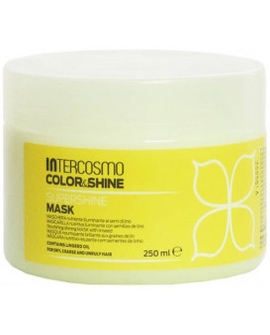 Intercosmo Color & Shine SuperShine mask (250ml)