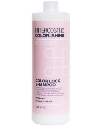 Intercosmo Color & Shine  Technics šampūns (1000ml)
