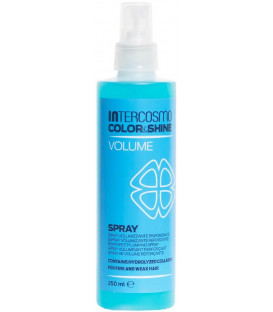 Intercosmo Color & Shine Volume спрей