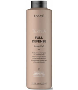 Lakme TEKNIA Full Defense шампунь (300мл)