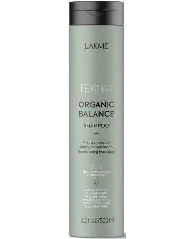 Lakme TEKNIA Organic Balance шампунь (300мл)