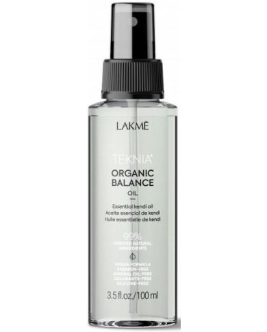 Lakme TEKNIA Organic Balance oil