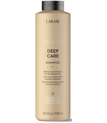 Lakme TEKNIA Deep Care šampūns (300ml)