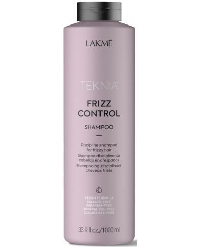 Lakme TEKNIA Frizz Control шампунь (300мл)