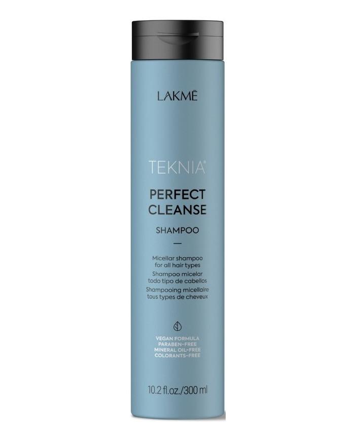 Lakme TEKNIA Perfect Cleanse šampūns (300ml)