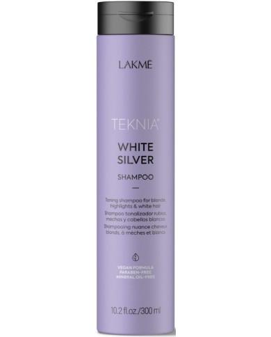 Lakme TEKNIA White Silver shampoo (300ml)