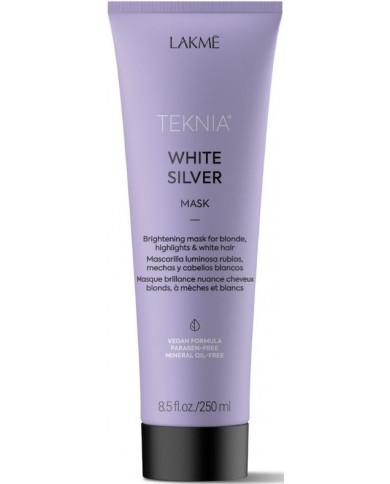 Lakme TEKNIA White Silver maska (250ml)
