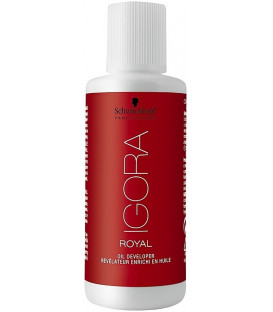 Schwarzkopf Professional Igora Royal eļļas oksidants (60ml)