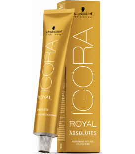 Schwarzkopf Professional Igora Royal Absolutes hair color