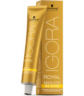 Schwarzkopf Professional Igora Royal Absolutes Age Blend hair color