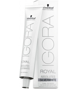 Schwarzkopf Professional Igora Royal Absolutes Silverwhite hair color