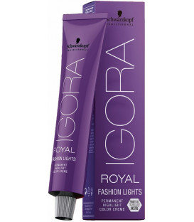Schwarzkopf Professional Igora Royal Fashion Lights matu krāsa