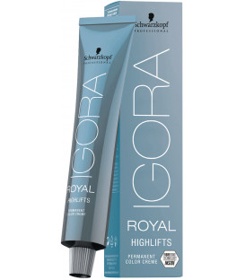 Schwarzkopf Professional Igora Royal Highlifts hair color
