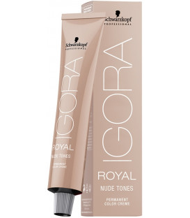 Schwarzkopf Professional Igora Royal Nude Tones hair color
