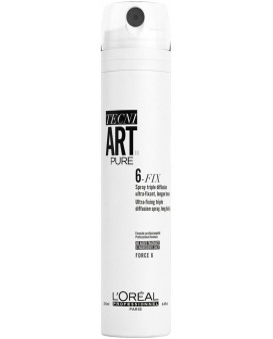 L'Oreal Professionnel Tecni.art 6-Fix Pure спрей