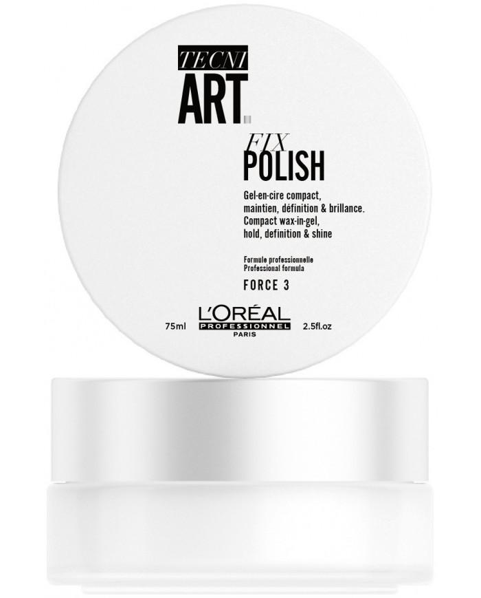 L'Oreal Professionnel Tecni.art Fix Polish gel-wax