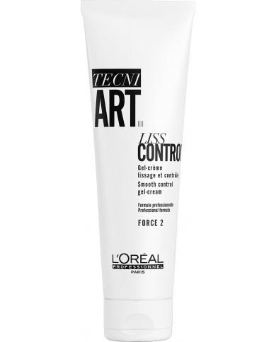 L'Oreal Professionnel Tecni.art Smooth Liss Control želejkrēms