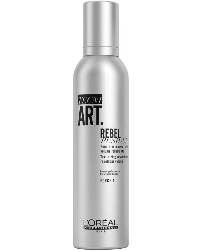 L'Oreal Professionnel Tecni.art Rebel Push-up powder-mousse
