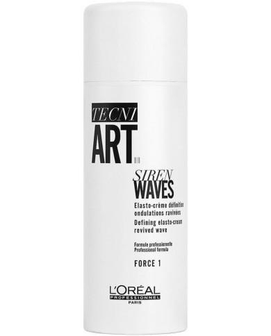 L'Oreal Professionnel Tecni.art Siren Waves želeja-krēms