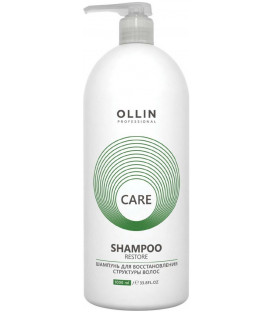 Ollin Professional Care Restore šampūns (1000ml)