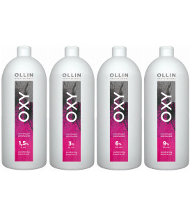 Ollin Professional Color Oxy oxidizing emulsion (1000ml)