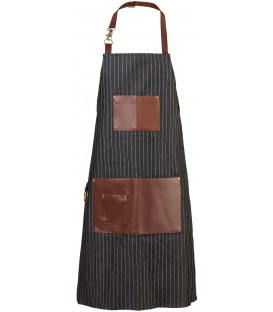 BraveHead leather apron