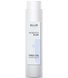 Ollin Professional Perfect Hair Tres Oil shampoo