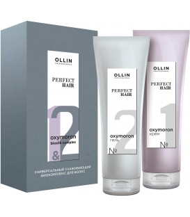 Ollin Professional Perfect Hair Oxymoron Biosilk комплекс