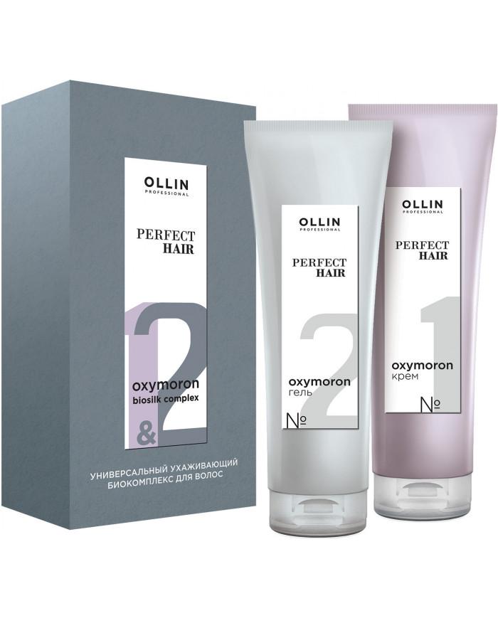 Ollin Professional Perfect Hair Oxymoron Biosilk komplekss