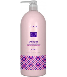 Ollin Professional Silk Touch Extended Hair шампунь