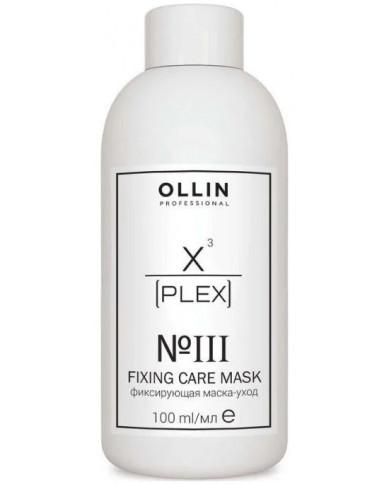 Ollin Professional X-Plex fiksējoša maska (100ml)