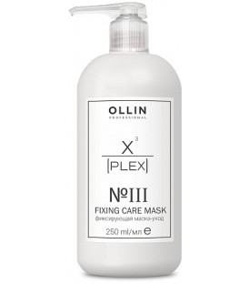 Ollin Professional X-Plex fixing care mask (100ml)