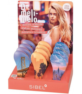 Sibel D-Meli-Melo City Trip detangling brush