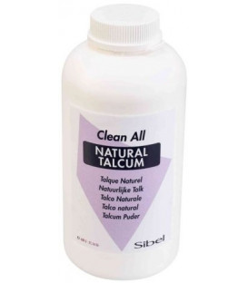 Sibel Clean All Natural Talcum