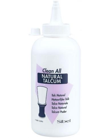 Sibel Clean All Natural Talcum talka pūdera uzpildes pudelīte