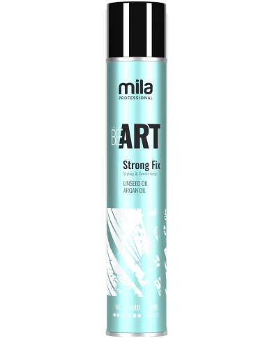 Mila Professional BeART Strong Fix лак для волос