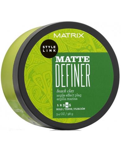 Matrix Style Link Matte Definer clay