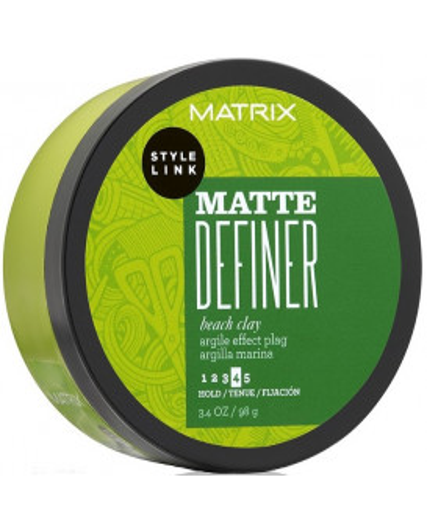 Matrix Style Link Matte Definer māls
