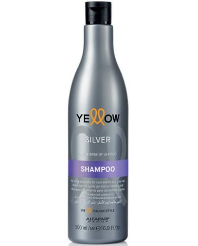 YELLOW Silver šampūns