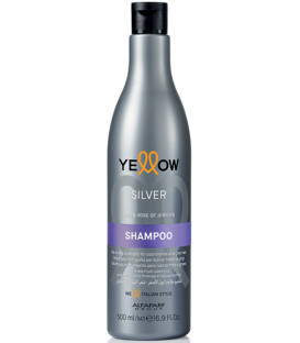 YELLOW Silver shampoo