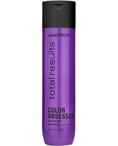 Matrix Total Results Color Obsessed šampūns (300ml)