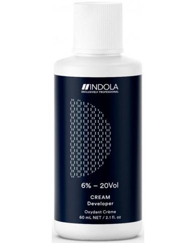 Indola Profession Cream Developer krēmveida oksidants (60ml)