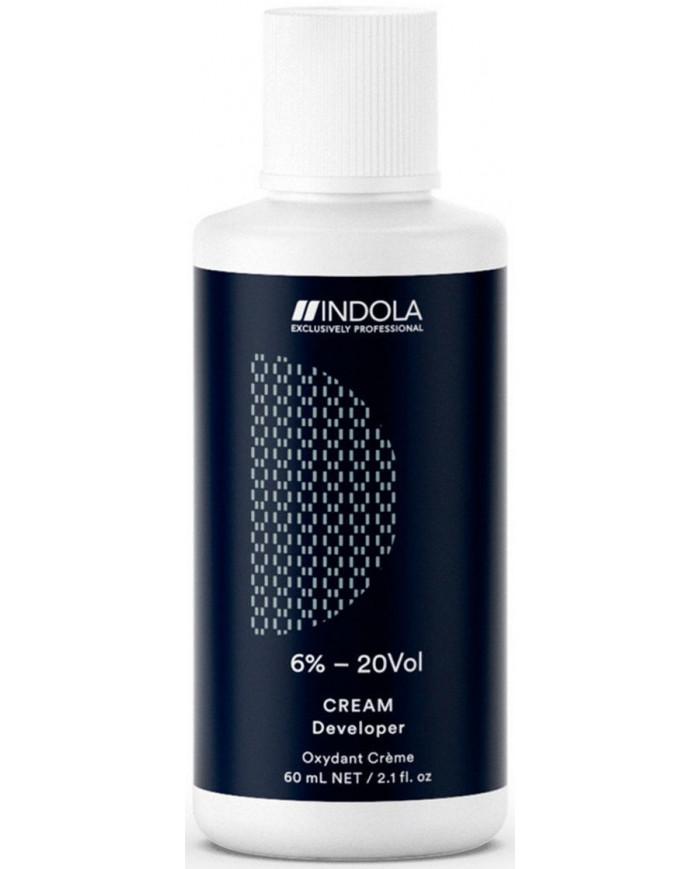 Indola Profession Cream Developer oxydant cream (60ml)